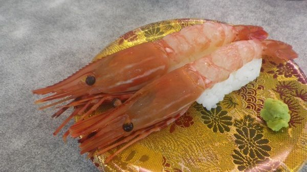 Kaiten Zushi Kaiten Zushi kaitenzushi shrimp