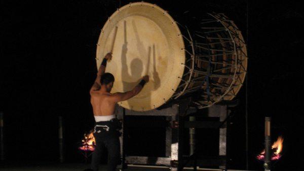 Saiko Taiko Saiko Taiko big taiko japanese drum